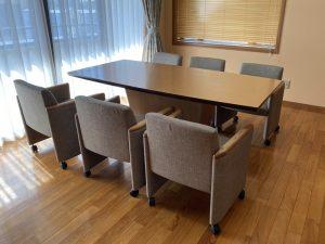 上質会議用テーブル