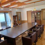 大型会議用テーブル